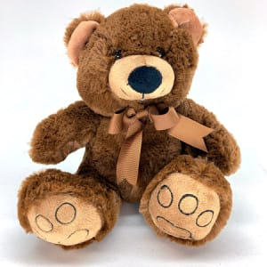 toby teddy (brown)