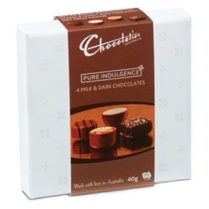 chocolatier chocolates 40g