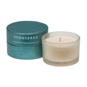 scentered candle 85g `escape`