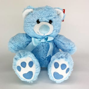 alvin teddy (blue)
