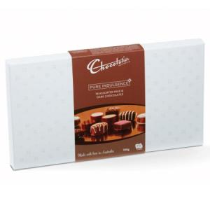 chocolatier chocolates 190g